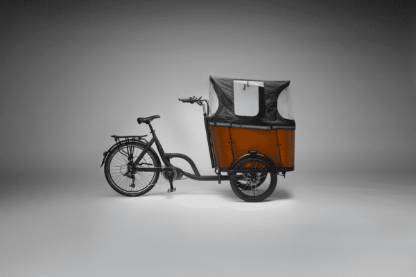 Deluxe Wood El ladcykel Dreambikes
