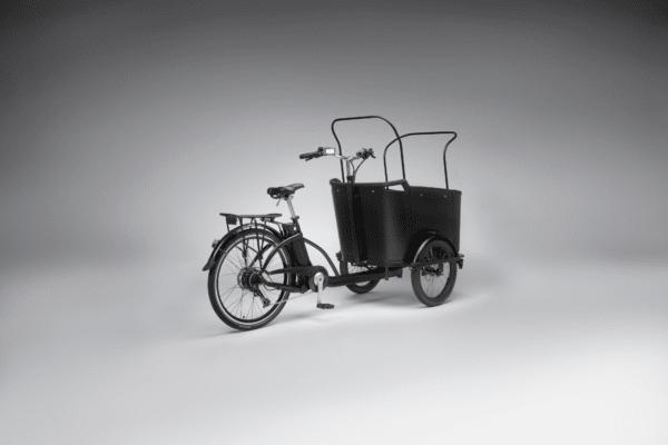 Bagfra Premium Black el ladcykel Dreambikes