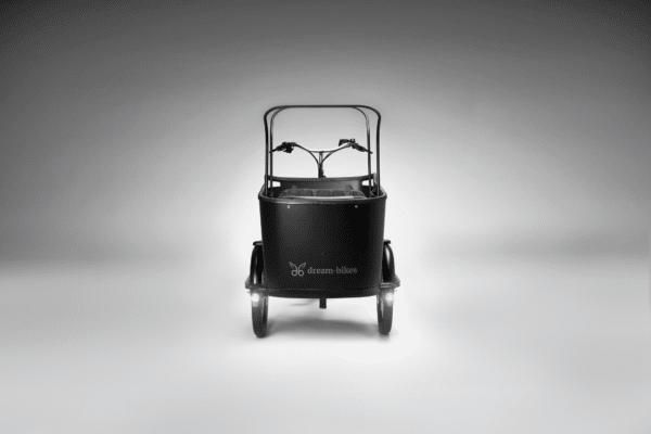 Forfra Premium Black el ladcykel Dreambikes