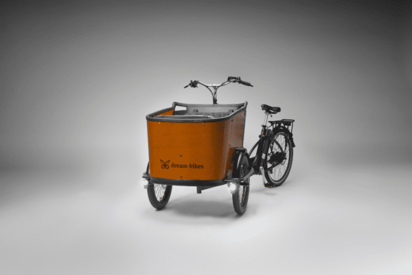 Forfra Premium Wood El ladcykel Dreambikes