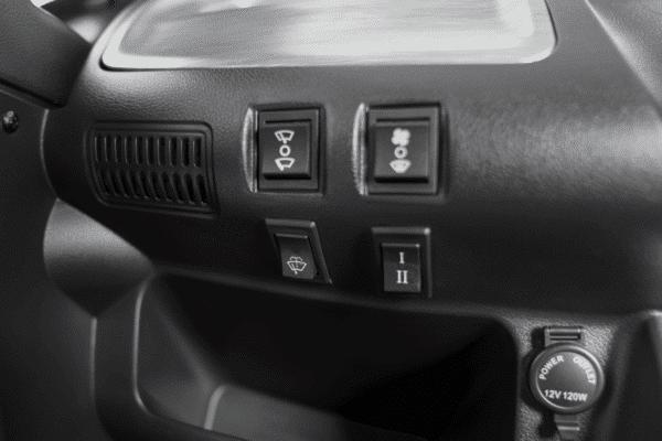 Varme kabinescooter Dreambikes