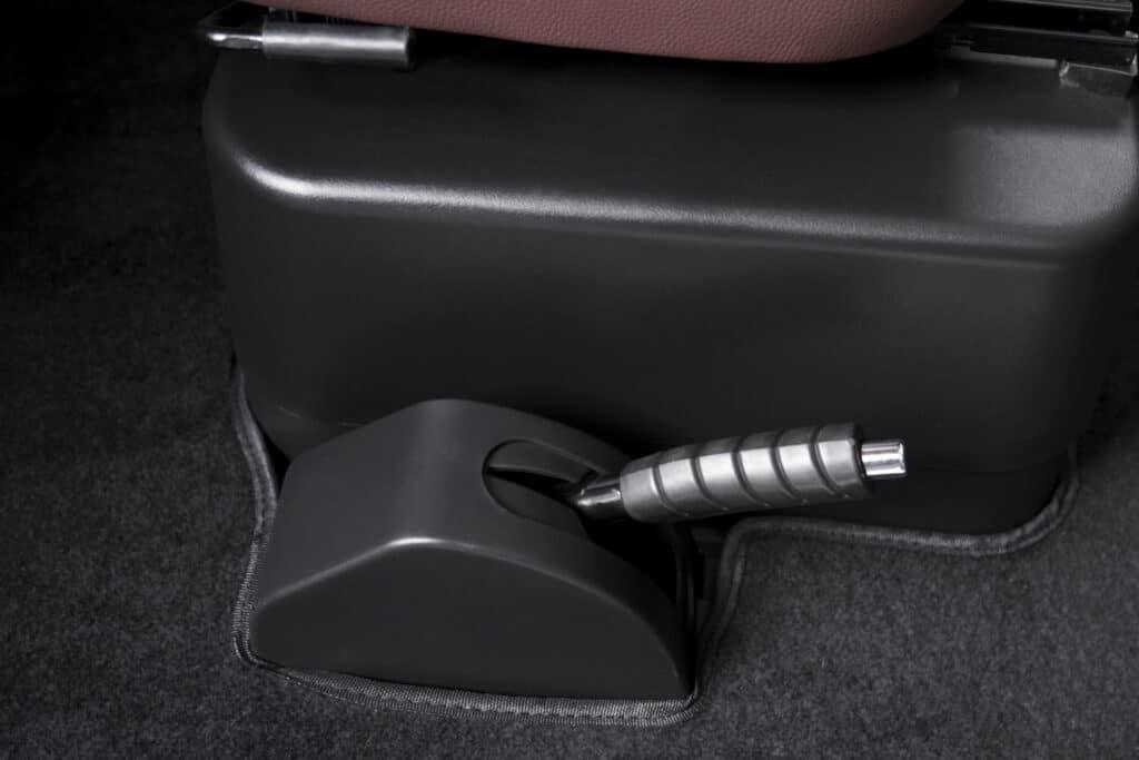 Håndbremse kabinescooter