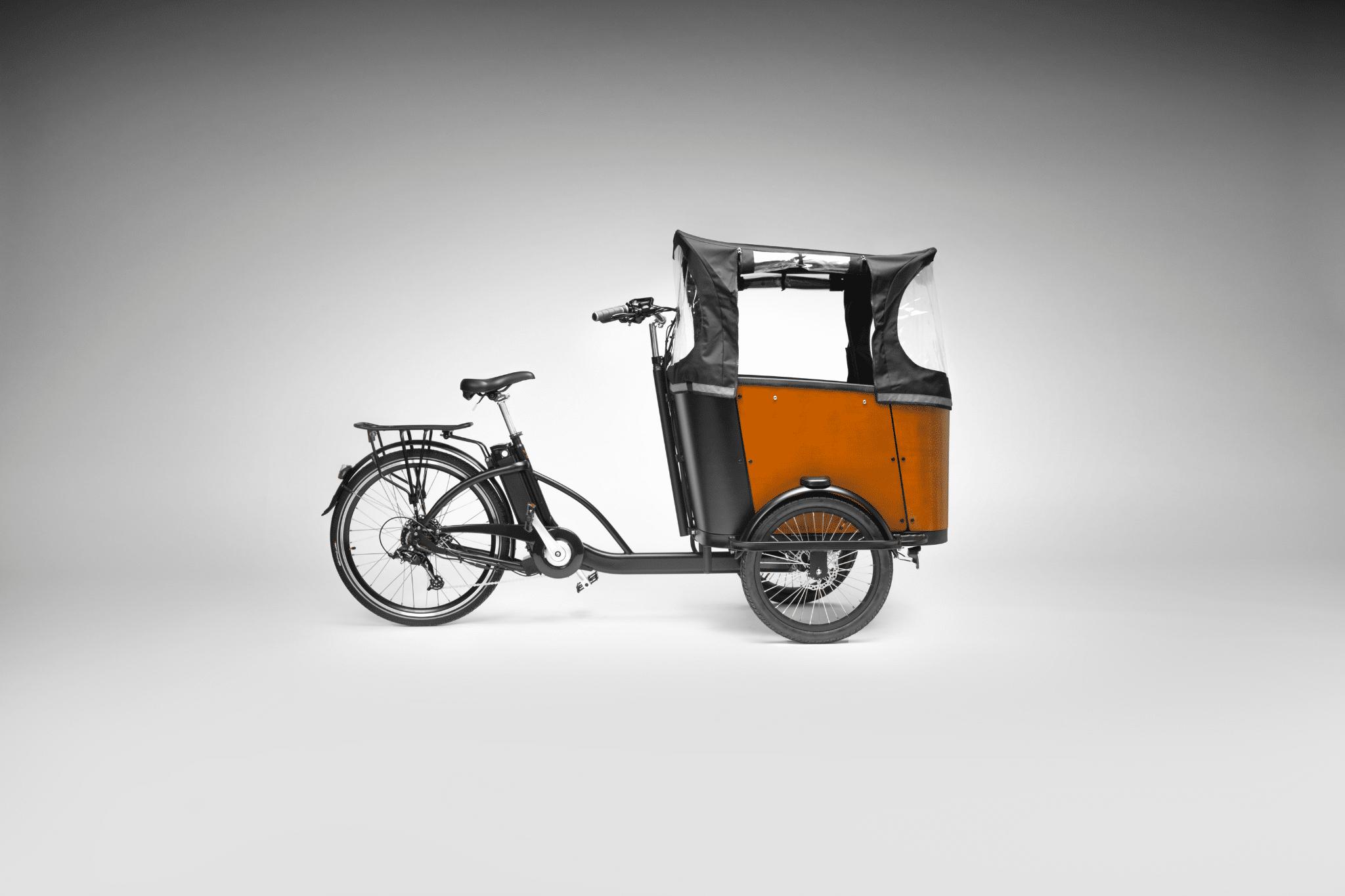 Elladcykel til side Dreambikes 3
