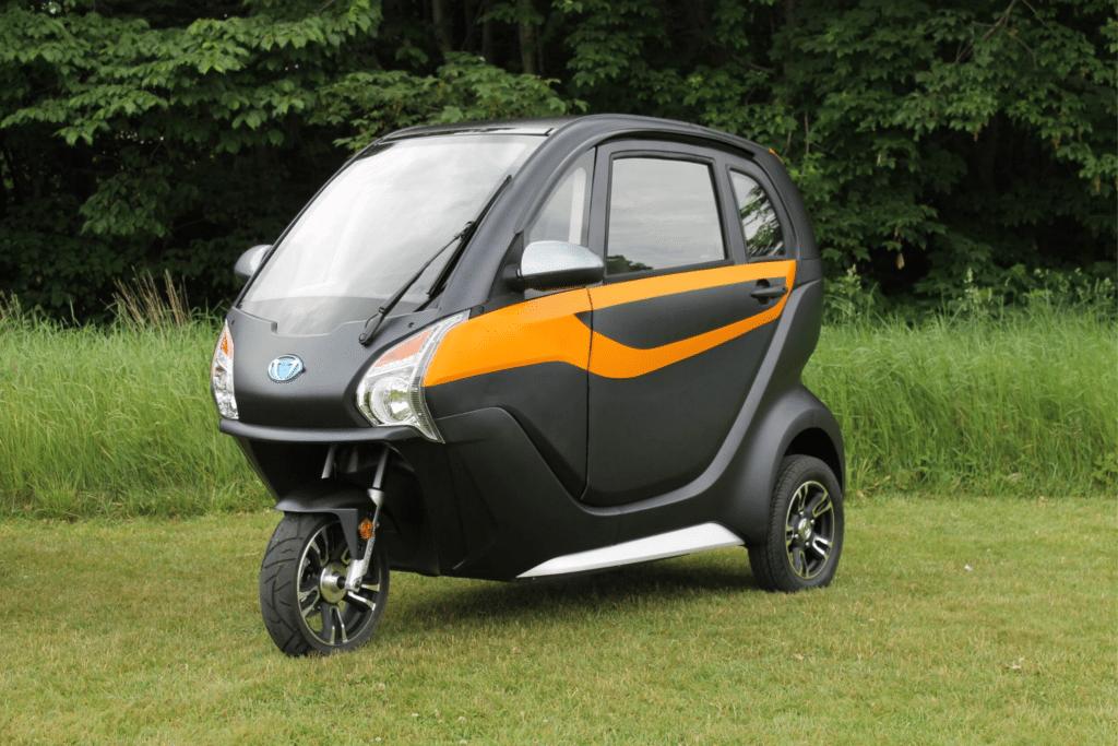 Prøv en kabinescooter fra Dreambikes helt gratis   Se mere