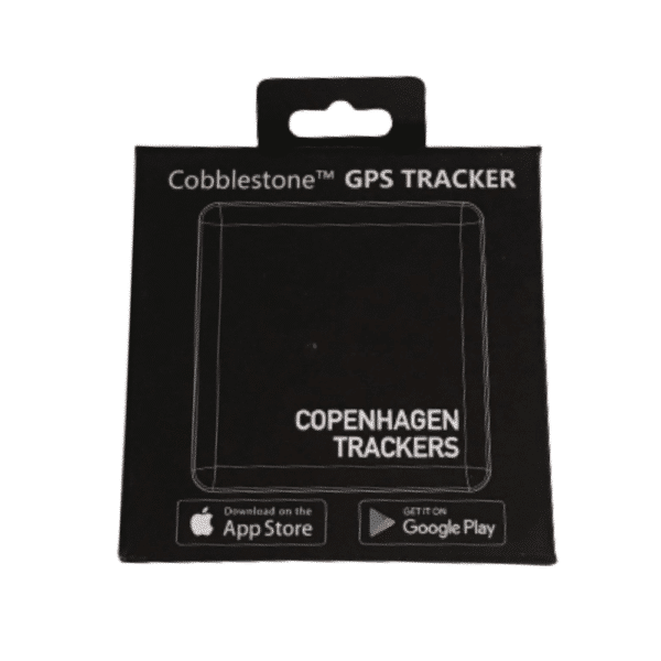 GPS Copenhagen Trackers, sort, dreambikes